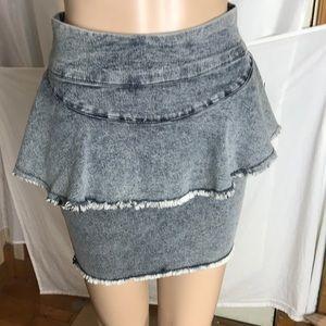 Material Girl Skirt Size 6 NWT